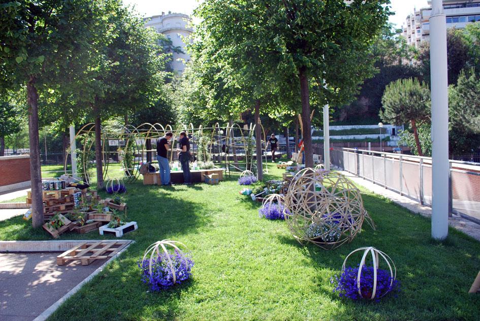 Giardini in terrazza 2012 auditorium parco della musica for Giardino in terrazza
